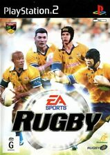 Rugby for Playstation 2 (2001 , PAL)