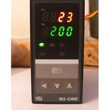 Termoregolatore digitale 0 - 400° REX-C400 uscita  RELE'