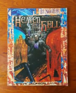 In Nomine The Revelations Cycle Book Three Heaven And Hell Steve Jackson Games