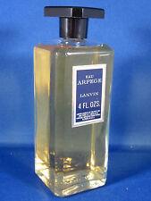 Vintage Lanvin Eau Arpege Perfume 4 Oz.