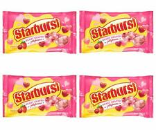 Starburst Valentine Strawberry & Cherry Heart Shaped Jellybeans - Pink and Red