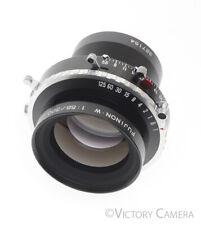 Fuji Fujinon-W 300mm f5.6 8x10 Lens in Copal #3 Shutter -Clean-