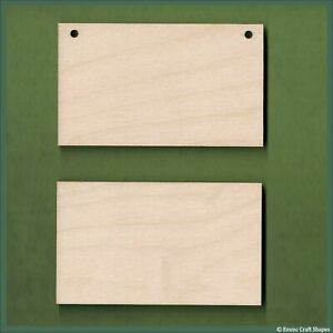 Wooden square cut blank plaques, craft boards 4mm Birch plywood - lots of sizes