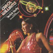 Carol Williams & The Salsoul Orchestra -   Remastered  cd  bonus tracks BBR