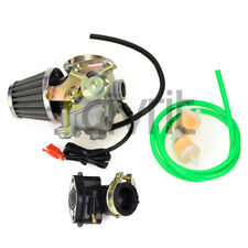 Carburetor Air filter intake manifold fuel line for Tank Urban 50 Scooter Moped