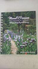Monet's Passion Engagement Calendar: The Gardens at Giverny Calendar – Engagemen