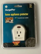 GE SurgePro Home Appliance Protecter Tap 1 Transformer Outlet - NEW