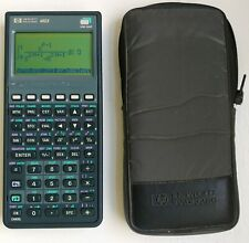 Hp 48Gx Graphing Calculator