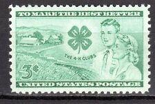 USA - 1952 50 years 4-H Clubs - Mi. 623 MNH