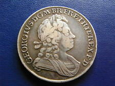 More details for george i silver crown 1716 roses & plumes s.3639