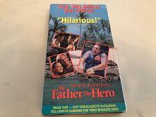 My Father The Hero, VHS Full Length Screener, Gerard Depardieu