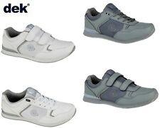 Mens Ladies White Grey Bowling Shoes Size 3 - 12 uk