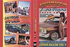 LOWRIDER MAGAZINE Vol. 6    DVD         hot rod custom