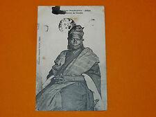 CPA 1908 SENEGAL COLONIES FRANCE A.O.F. FEMME DE GOREE AFRIQUE OCCIDENTALE
