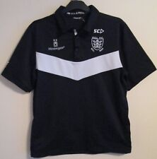 Hull FC polo shirt size L ISC