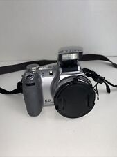 SONY Cyber-shot DSC-H2 Super Steady Shot Camera. 6 MP, 12X Zoom UNTESTED
