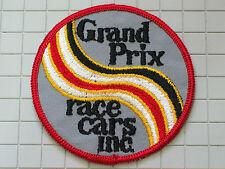 Grand Prix Race Cars Patch , Racing Patch (#4789)