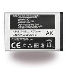 Batería original Samsung AB463446BU para GT-C3520, GT-E1150, GT-E1190, 800mAh
