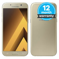 Samsung Galaxy A5 (2017) - 32GB - Gold Sand (EE) Smartphone Very Good Condition