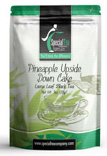 3 oz. Pineapple Upside Down Cake Tea Loose Leaf Black Tea Inc Free Tea Infuser