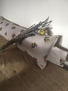 Bee Fabric Draught Excluder