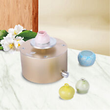 12V Mini Electric Pottery Wheel Ceramic Machine Clay Art Craft 1500Rpm 4.5cm Dia