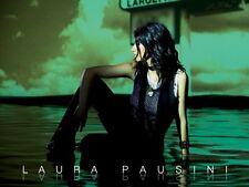 POSTER LAURA PAUSINI SEXY LIVE CD DVD PLASTIFICATO #3