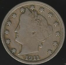 More details for 1911 u.s.a.liberty nickel | world coins | pennies2pounds