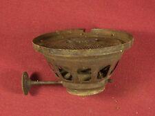 Antique Oakes Oil / Kerosene Lamp Burner Part pat. 1903
