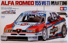 Alfa Romeo 155 V6 TI Martini 1:24 Model Kit Bausatz TAMIYA 24176