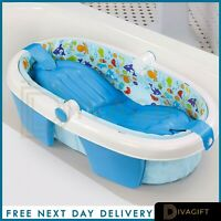 Baby Bath Pad Non-Slip Bathtub Mat New Born Safety Security Bath Seat Support