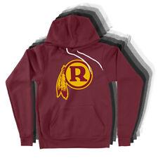 Washington Redskins Alternate Football Adult Unisex Pullover Hoodie Sweater