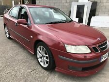 Saab 9-3 AERO 2.0 Petrol 210Bhp Stripping For Parts 294 Red. Four Wheel Nuts