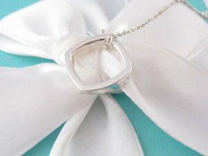 TIFFANY & CO SILVER TORQUE GEHRY NECKLACE