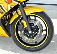 "17"" Wheel Rim Stripe Tape for SUZUKI GSXR GSX SV GS RGV 250 500 600 650 750 1000"