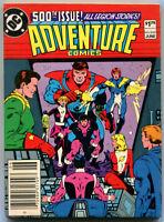 Adventure Comics 500 VFNM 9.0 DC 1983 Legion of Superheroes Digest
