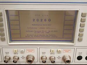 Aeroflex . IFR 2026Q CDMA Interferer/Multisource Generator