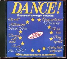 DANCE ! 12 DANCE HITS FOR NIGHT-CLUBBING - MAXI VERSIONS - CD COMPILATION [2010]