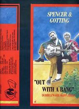 SPENCER & GOTTING out with a bang HOLLAND 1985 ANY RECORDS EX LP