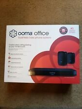 OOMA Office Business Class Phone System Part#100-0400-100 with two OOMA LINX