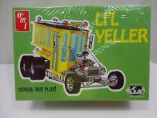 AMT LI'L YELLER SCHOOL BUS MODEL KIT. 1/25 SEALED