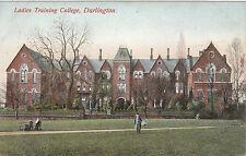 Ladies Training College, DARLINGTON, County Durham
