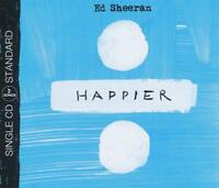 ED SHEERAN - HAPPIER (2-TRACK)   CD SINGLE NEW!