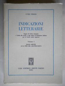 Indicazioni letterarie 1 Troisi Barijes letteratura critica scuola superiore 31