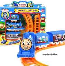 NEW Thomas electric train track suit children's toy early childhood educational