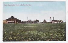 Coffeyville,Kansas,Ozark Zinc Oxide Smelter,Montgomery County,c.1909