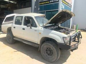 TOYOTA HILUX ENGINE DIESEL, 3.0, 5L, MANUAL INJECTION, 4WD, LN16#, 09/97-11/00 9