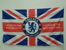 CHELSEA LONDON - I´VE BEEN ON TOUR WITH CHELSEA  - FAHNE