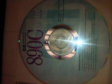 Hp 890c Printer Software disk