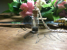 Crystal Power Witch Protection Spell Bottle Talisman Origionals Vampire Diaries